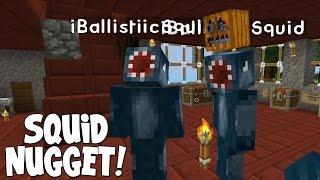 getlinkyoutube.com-Minecraft - Attack Of The B Team - SQUID NUGGET'S!! [29]