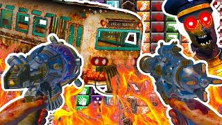 getlinkyoutube.com-TOWN 2.0 ZOMBIES :: BLACK OPS 3 ZOMBIES CUSTOM MAP GAMEPLAY! (BO3 Zombies)