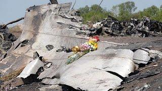 ناظران اروپایی «بدون مشکل» از محل سقوط هواپیمای مالزی در اوکراین بازدید کردند