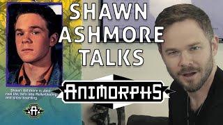 Shawn Ashmore's Animorph Memories