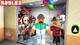THE ROBLOX HORROR ELEVATOR