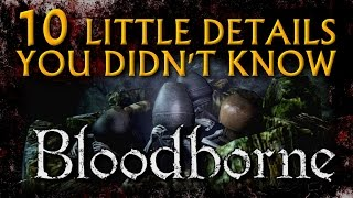 getlinkyoutube.com-10 Little Details You Didn't Know About Bloodborne