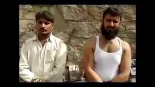 getlinkyoutube.com-BLA Claims to capture two Pakistan Coast Guards Soldiers in Balochistan