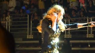 getlinkyoutube.com-[HD Fancam] Kissing You Hyo Fany SMTOWN Anaheim 2012