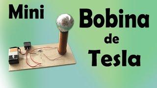 getlinkyoutube.com-Cómo Hacer una Bobina de tesla  (Muy fácil de hacer)