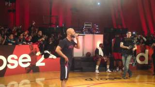 Common (ft. Derrick Rose) - Adidas Freestyle
