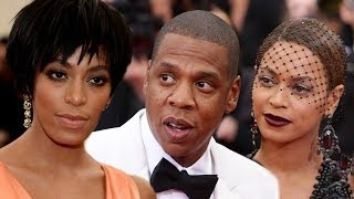 getlinkyoutube.com-Beyonce, Jay Z, Solange Fight Video: Why It Happened