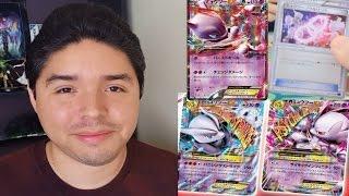 getlinkyoutube.com-New Mega Mewtwo X & Y attacks revealed + other Mewtwo EX - Pokemon Trading Card Game TCG