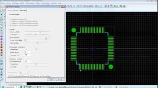 getlinkyoutube.com-Proteus V8.2 ARES: Import de package de composant