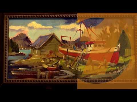 Cinq peintres québécois s'unissent pour mettre en valeur le fleuve St-Laurent