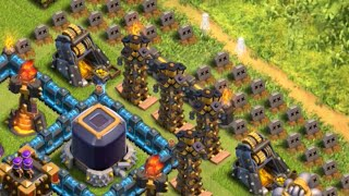 getlinkyoutube.com-Clash of Clans: DE TRAPPING FAIL MONTAGE ll Low-League Trapping ll September 2015