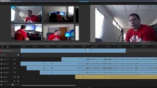 getlinkyoutube.com-Corel VideoStudio x9, Multicam editor
