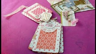 getlinkyoutube.com-Ideas para decorar un álbum con Scrapbooking