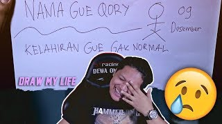Qorygore Anak Haram! Draw My Life