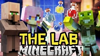 getlinkyoutube.com-Pajama Party! | The Lab | Minecraft Minigame