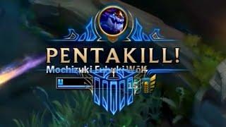 getlinkyoutube.com-Epic 1v5 Pentakill Montage 2016 Vol.2 (ft. Yasuo, Lucian, Vayne, Zed...) | League of Legends