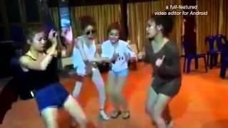 getlinkyoutube.com-Style  dance  ស្រីថៃ ( ញាក់សាច់ )