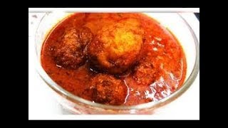 getlinkyoutube.com-How to Make Mumbai Restaurant Style Anda Egg Curry | एग करी | Easy Cook with Food Junction