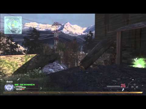 Mw2 | Ak 47 Nuke auf Estate | Clan und Ghosts