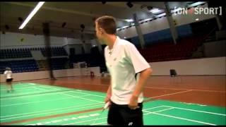 getlinkyoutube.com-The most insane badminton ever!