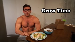 Grow Time FDOE Ep. 11 | EPIC ARBY'S CHEAT MEAL | Off Day & Answering Questions