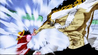 [One Piece AMV] Luffy vs Lucci - Fight Epic