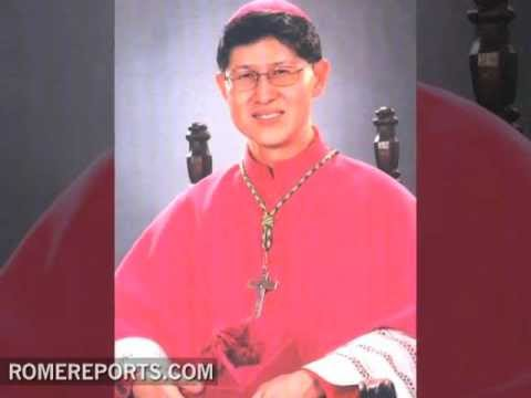 One of the youngest bishops is appointed archbishop of Manila  Philippines