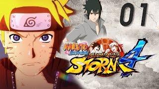 getlinkyoutube.com-나루토질풍전 나루티밋스톰4  ㅣ  제1화 (Naruto Shippuden: Ultimate Ninja Storm 4)