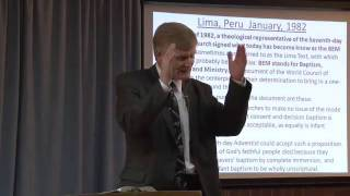 Bill Hughes - 06 - Adventism in Apostasy (false doctrine in todays SDA General-Conference Church)