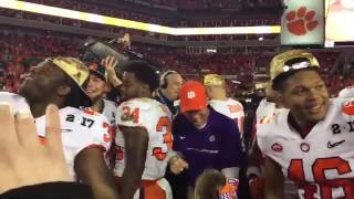 getlinkyoutube.com-TigerNet - Ben Boulware tells future Tigers to carry on winning tradition
