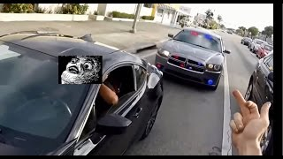 getlinkyoutube.com-Motorcycle Police Chases Compilation #4 - FNF
