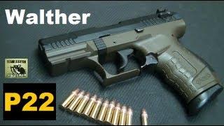 getlinkyoutube.com-Walther P22 Pistol Review