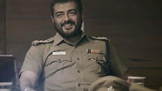 getlinkyoutube.com-Yennai Arindhaal - Title Track - Ajith Cop Version - HD