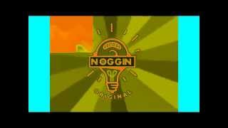 10 Noggin and Nick Jr Logo Collections in Sponge Effect