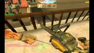 getlinkyoutube.com-Counter Strike - Nexon Zombies - Zombie hero - Map : Italia