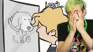 REACTING TO REAL STORY ANIMATIONS... I couldn't hold the tears back (Storybooth)