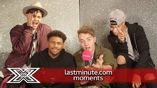getlinkyoutube.com-Pre-Show Warm Up with lastminute.com | Roman chats to 5 After Midnight!