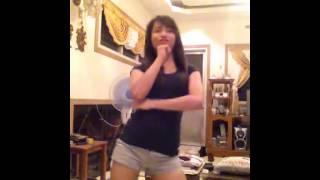 getlinkyoutube.com-Gentleman Dance Cover by Veej Gestuveo (Filipina)