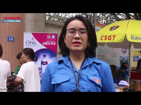 Thanh niên tình nguyện tiếp sức mùa thi THPT quốc gia 2019