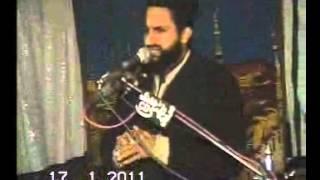 getlinkyoutube.com-Allama Azhar Abbas Sunni Sawaloon k Jawab yadgar majlis at Bhakar