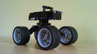 getlinkyoutube.com-Lego Technic mini Rock Crawler