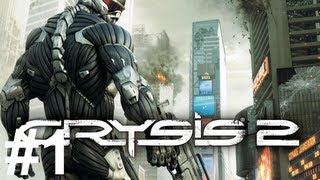 Crysis 2 Walkthrough Part 1 No Commentary