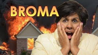 getlinkyoutube.com-BROMA: SE QUEMA LA CASA!! LOS POLINESIOS | BROMAS PLATICA POLINESIA
