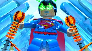 getlinkyoutube.com-LEGO Batman 3 Beyond Gotham: Defeat The Final Boss, THE END