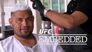 UFC 180 Embedded: Vlog Series - Episode 1