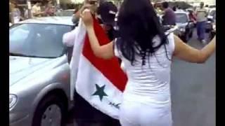 getlinkyoutube.com-بنات عراقيات فرحانات بفوز المنتخب - YouTube.flv