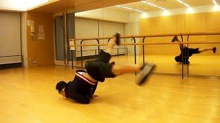 ブレイクダンスの基本〝ズールスピン〟は初心者でもできるカッコイイわざ