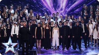 getlinkyoutube.com-Hallelujah! It'sCôr Glanaethwy | Grand Final | Britain's Got Talent 2015