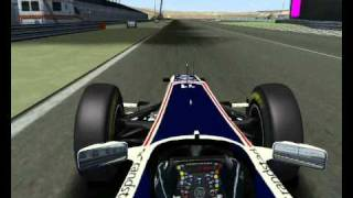 rfactor F1 2011 Williams