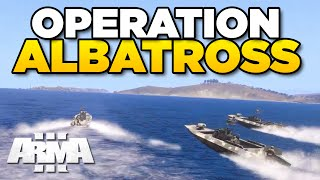 getlinkyoutube.com-ZEUS Fortress | ARMA 3 Operation Albatross